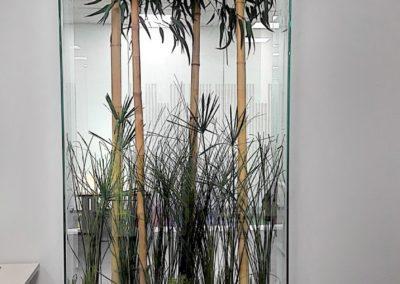 Stabiliserte trær og planter